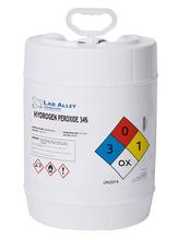 Buy A 5 Gallon Pail Of 35% Food Grade Hydrogen Peroxide