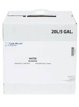 Buy A 5 Gallon Cube Of Deionized Water Lab Grade