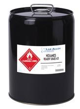 Compre un balde de hexano de 5 galones