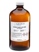 Compre una botella de 1 litro (33.8 oz) de ácido fluorhídrico al 48% por $ 200