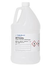 Compre una botella de 1 galón de metanol